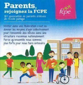 Assemblée générale Représentants de Parents FCPE