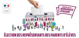 12 octobre : Elections des représentants de parents au conseil d'administration